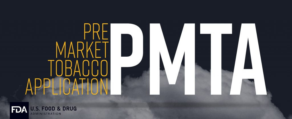 What is a PMTA