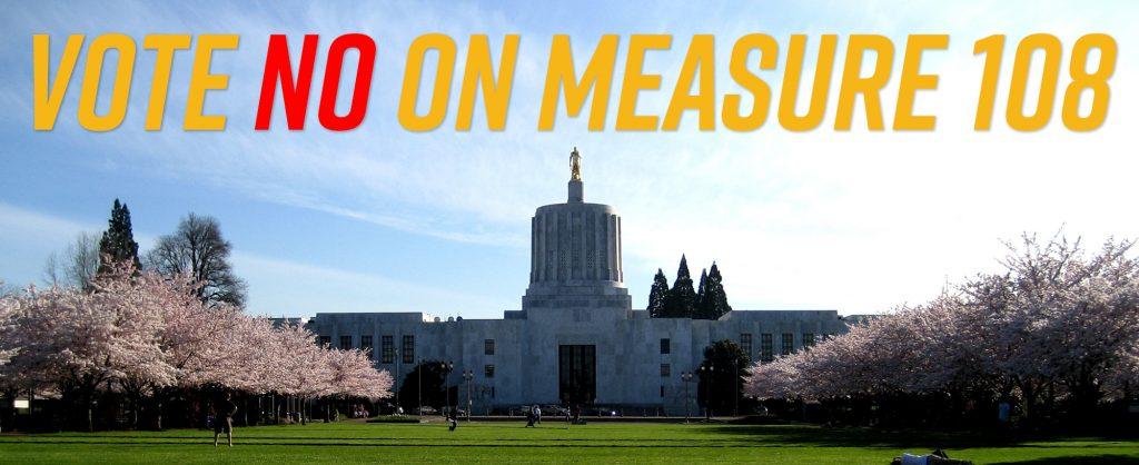 Oregon Measure 108 Vape Tax